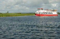 Paseo en barco por el río Corrib