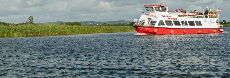 Passeio de barco pelo rio Corrib