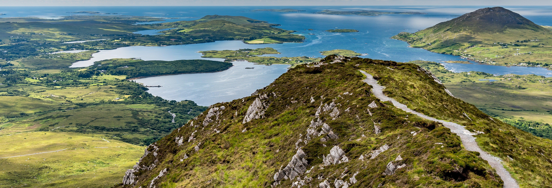 Trekking por el Parque Nacional de Connemara