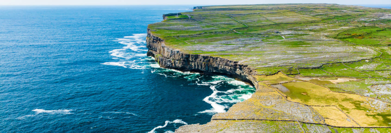 Isla Inishmore por libre en ferry