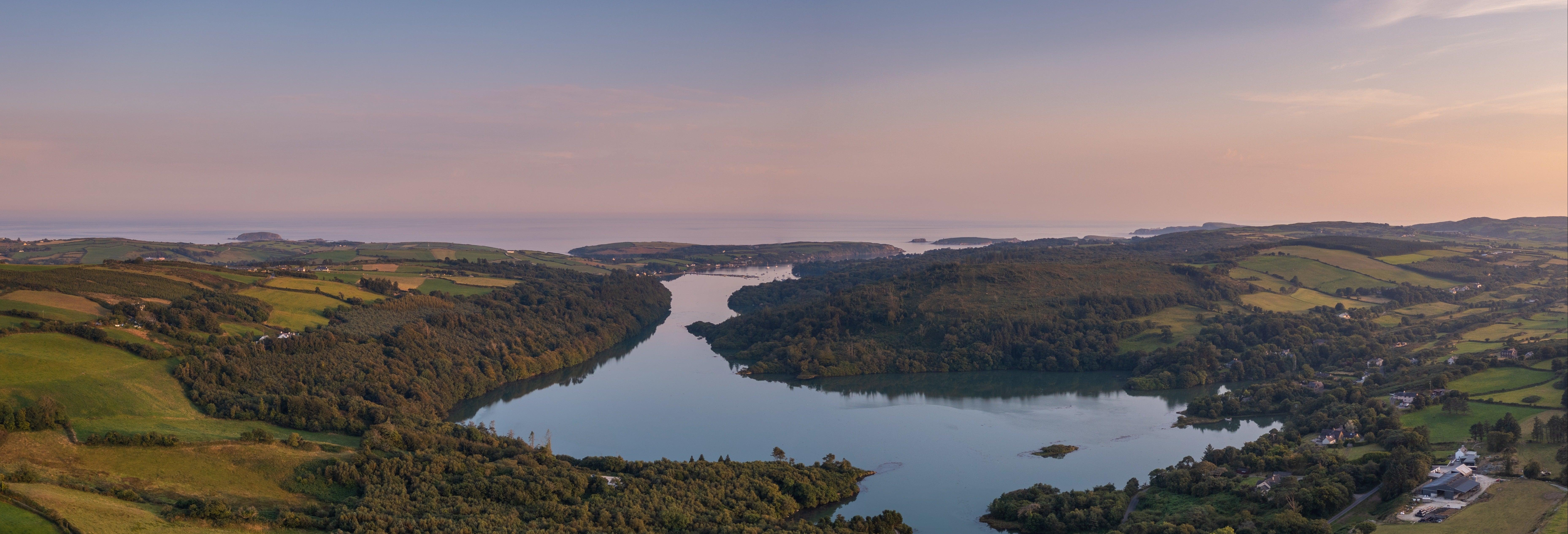 Tour en kayak por la bahía de Castlehaven