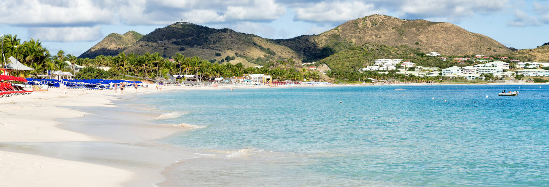 Excursión a Marigot y a la playa Orient Bay