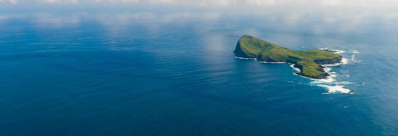 Crucero por el norte de Isla Mauricio