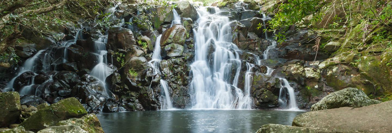 Escursione a Vallée des Couleurs e La Vanille