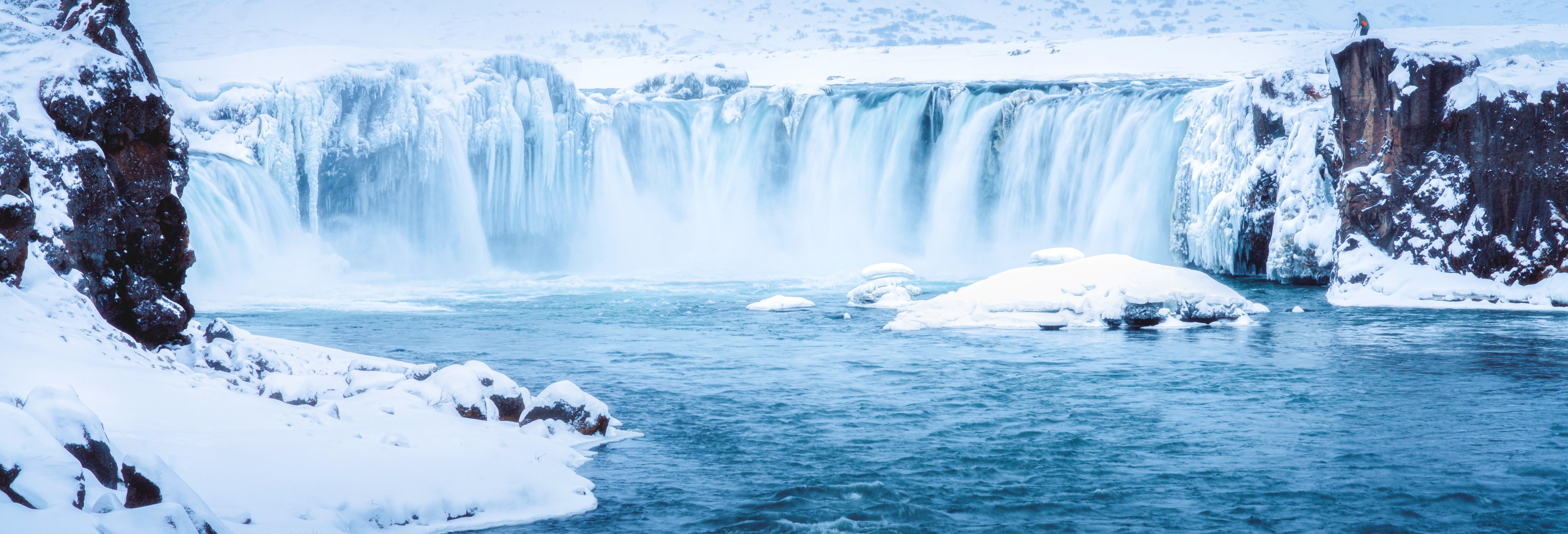 Excursión a la cascada Godafoss