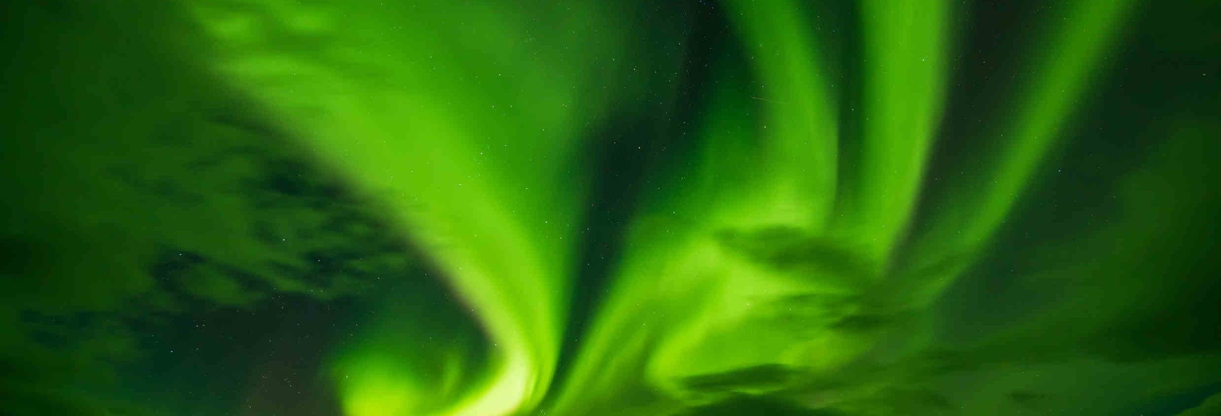 Tour de la aurora boreal en 4x4