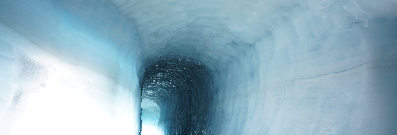 Visite de la grotte de glace Langjökull