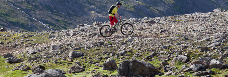Tour en bicicleta por los Westfjords