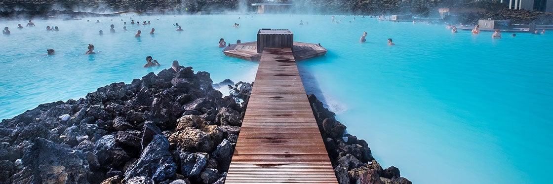 Banhos naturais de Mývatn