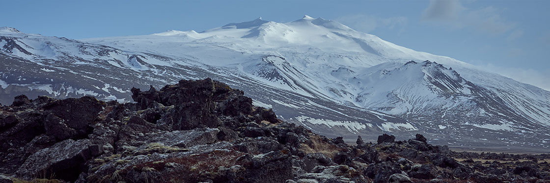 Ghiacciaio Snæfellsjökull