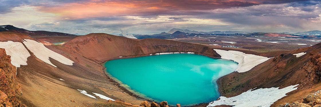 Lake Myvatn and East Iceland