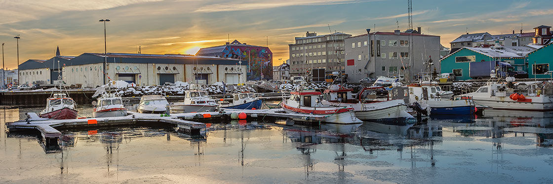 Porto Vecchio di Reykjavik