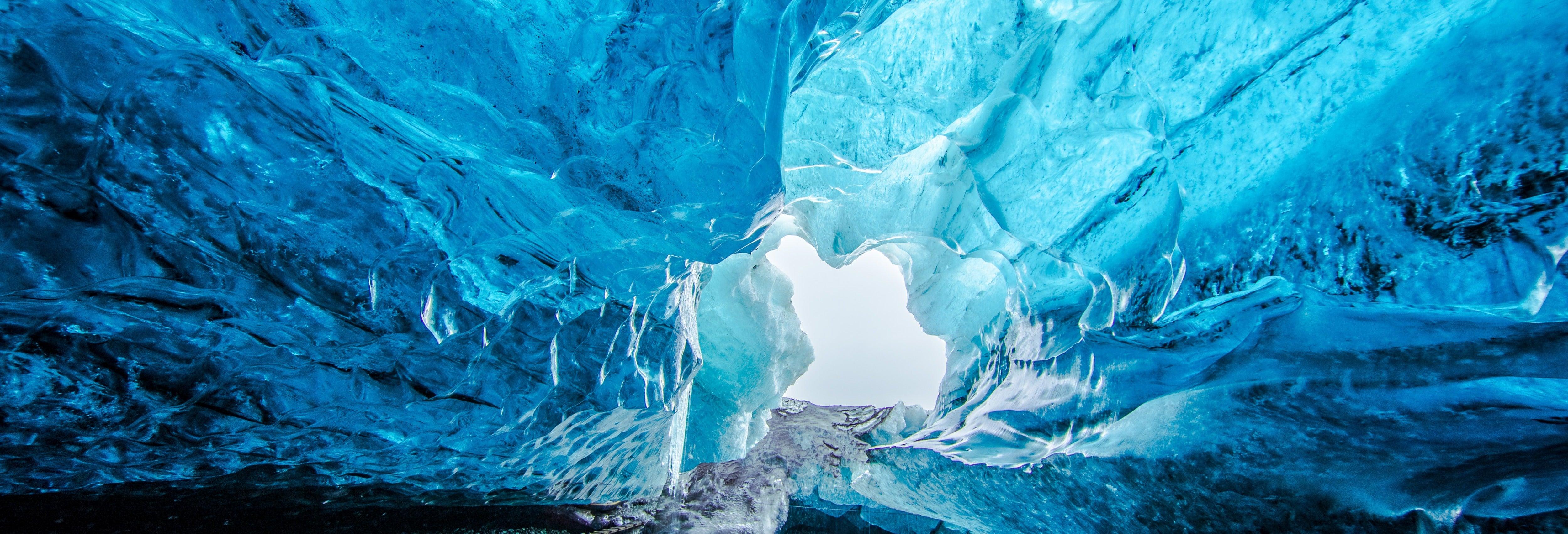 Tour della grotta del ghiacciaio Vatnajökull