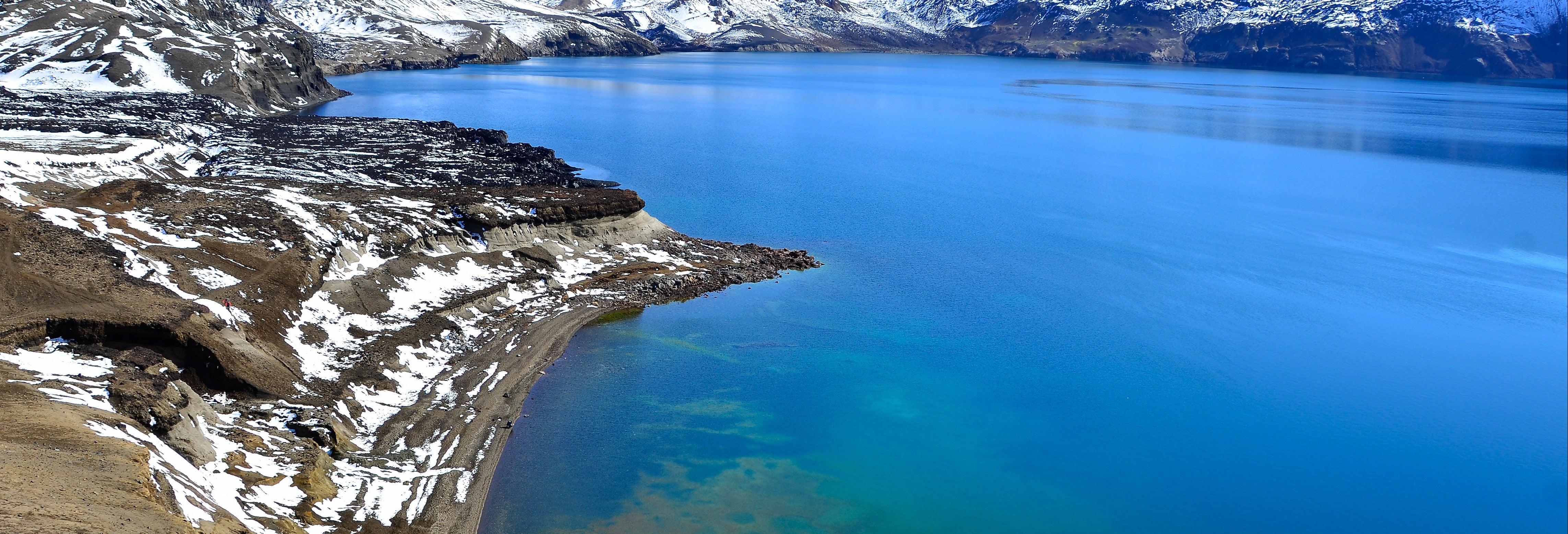 Excursión al volcán Askja