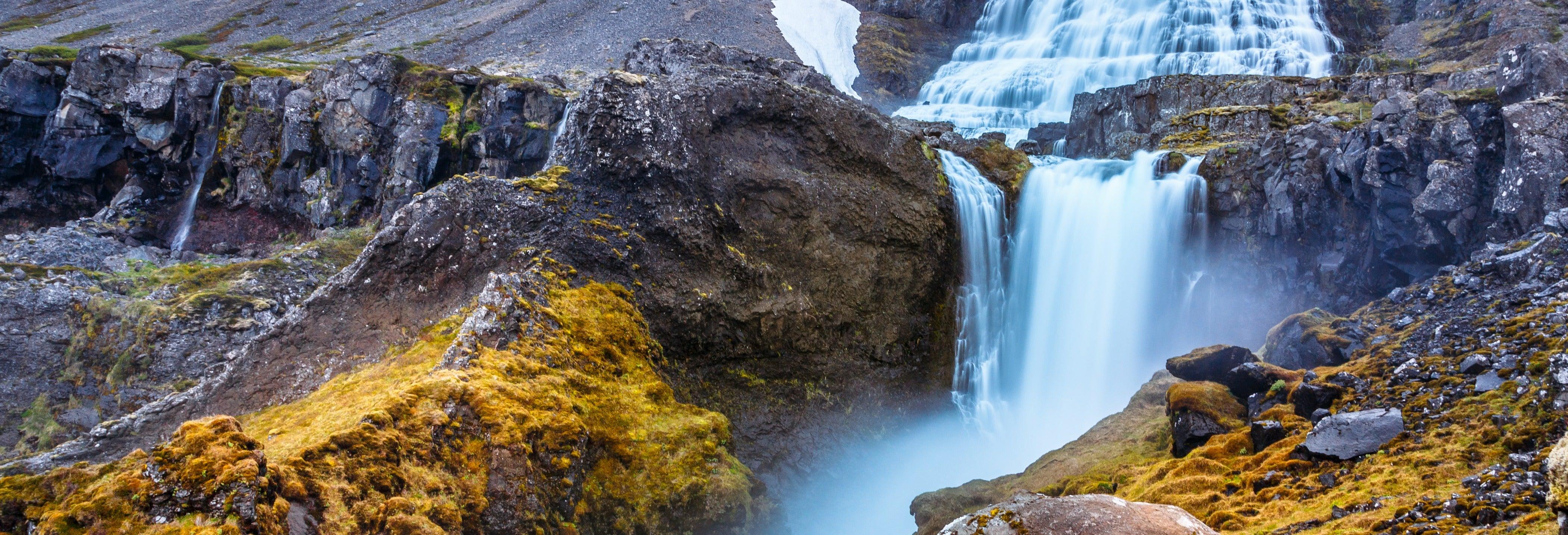 Excursión a Dynjandi, Arnarfjördur y Bíldudalur