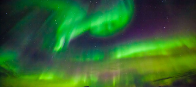 Crucero de la aurora boreal