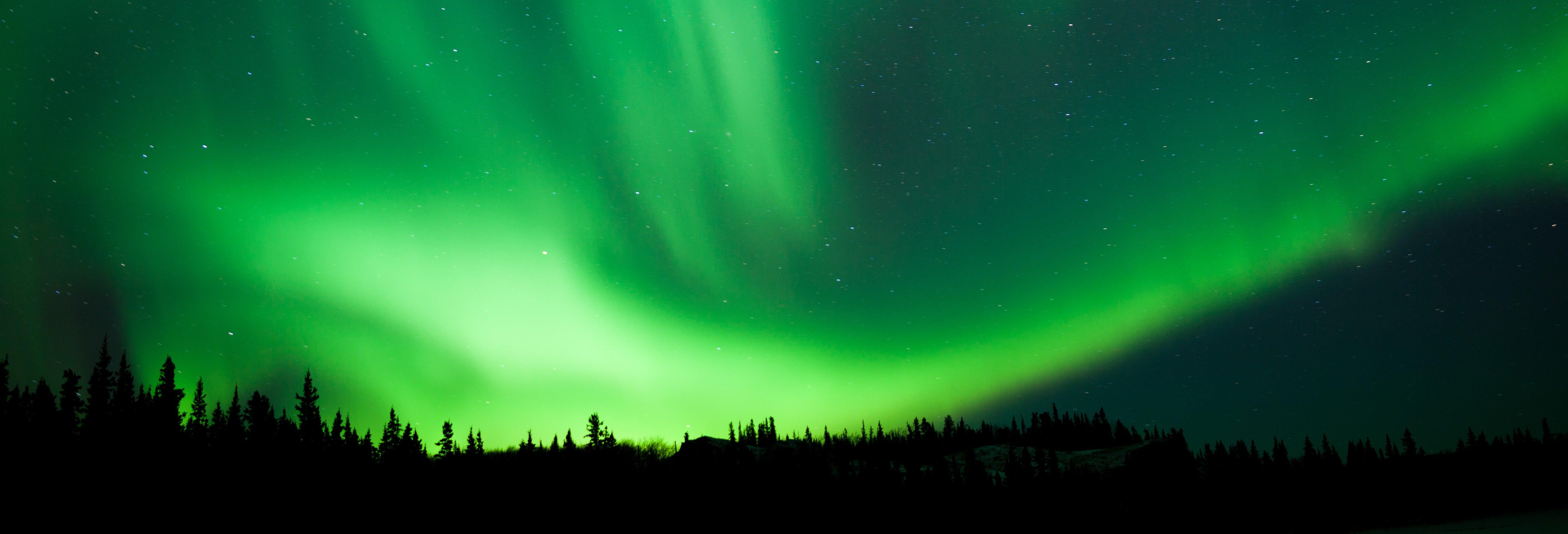 Crociera dell'aurora boreale