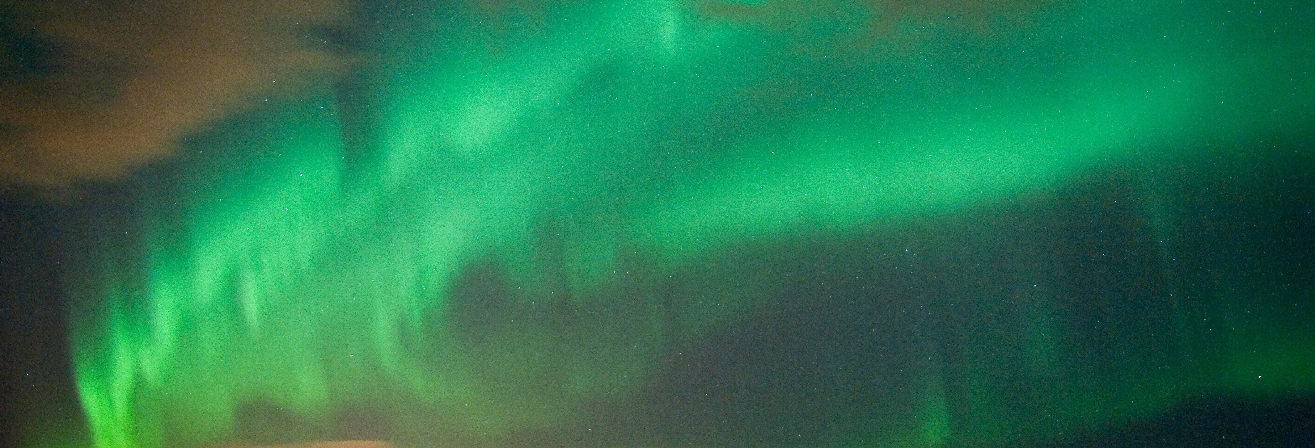 Observation d'aurores boréales