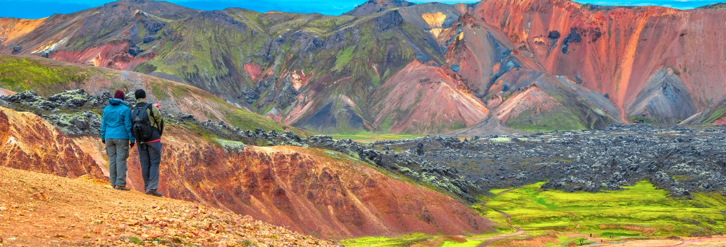 Excursion à Landmannalaugar