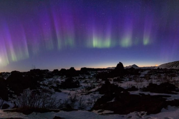 Observation D Aurores Boréales Depuis Reykjavik Civitatis Com