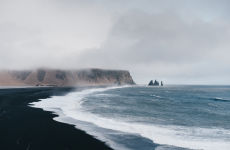 Glaciares y cascadas de la costa sur de Islandia