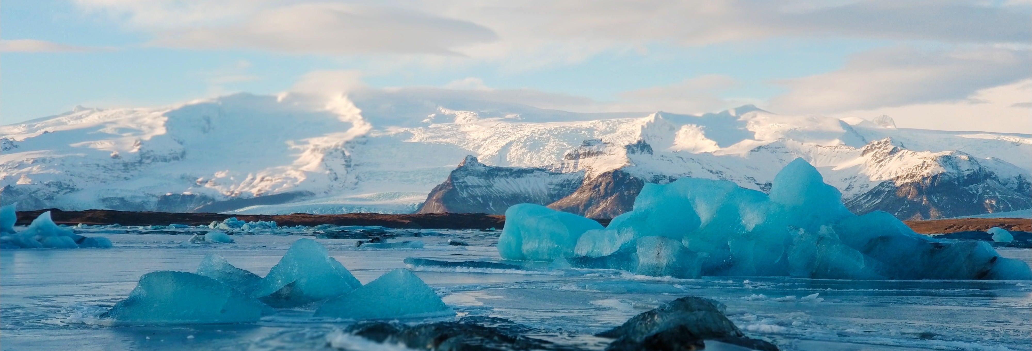 Tour de 2 días por los glaciares del sur de Islandia