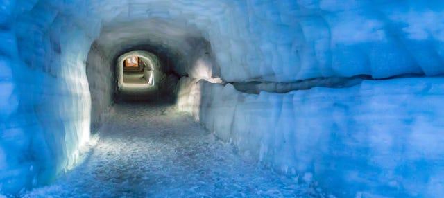 Tour della grotta del ghiacciaio Langjökull