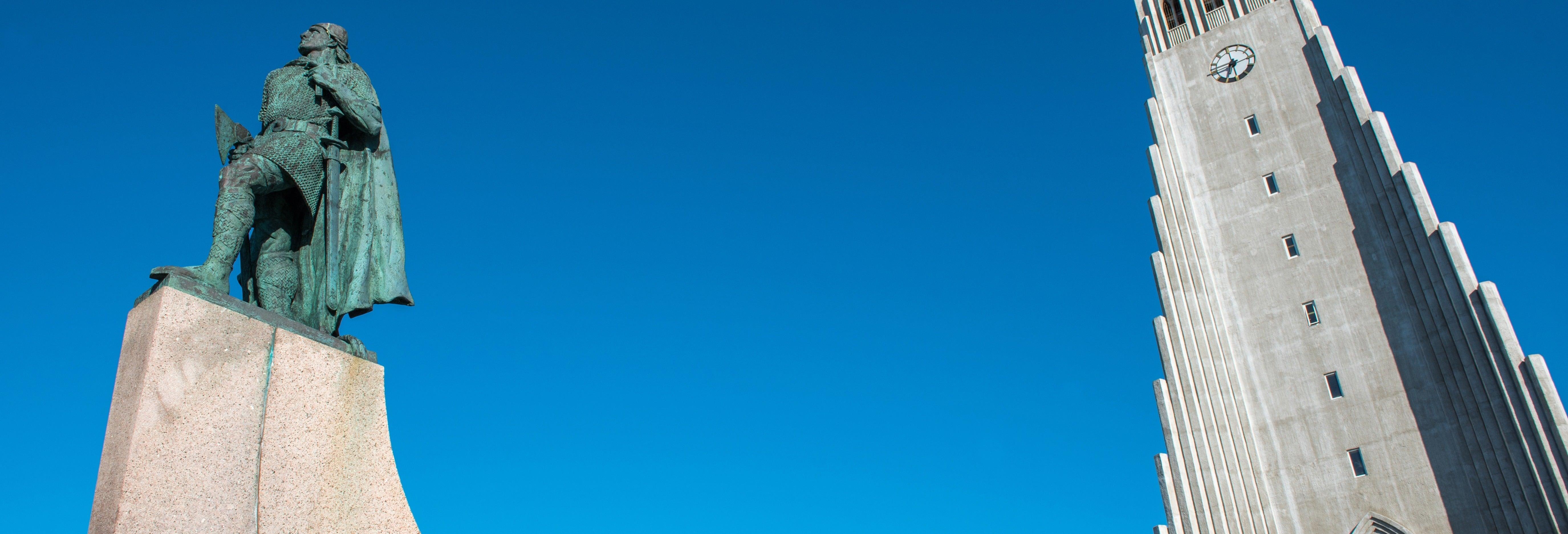 Tour panorâmico por Reykjavík
