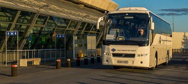 Servizio di trasporto fra Aeroporto e Reykjavík