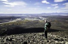 Trekking por el monte Högnhöfði