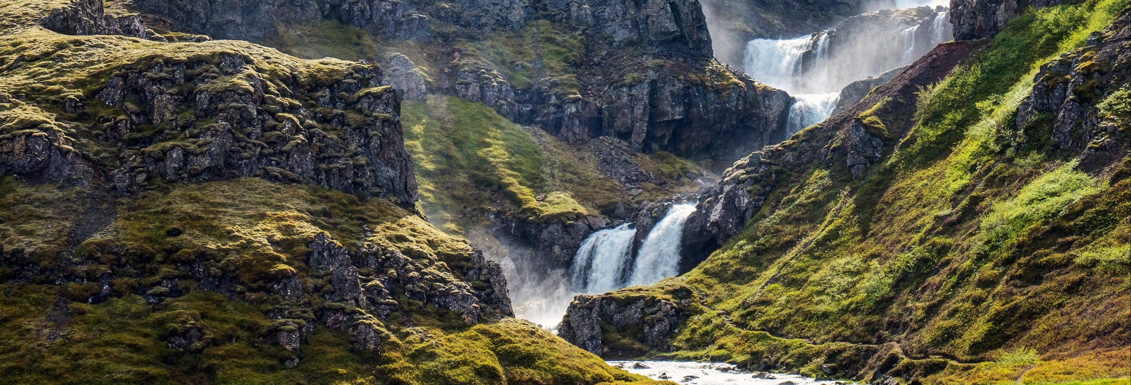 Tour en 4x4 por Mjóifjörður
