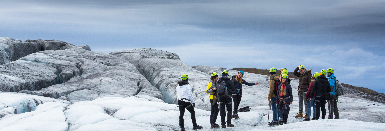 Trekking sul ghiacciaio Vatnajökull