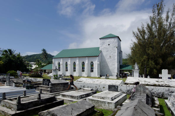 Christian church of the Cook islands