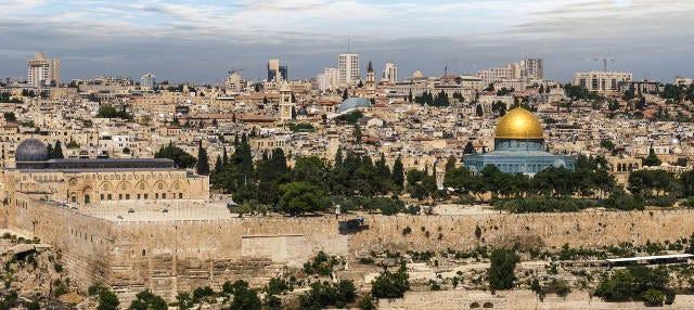 Excursión a Jerusalén, Belén y el Mar Muerto