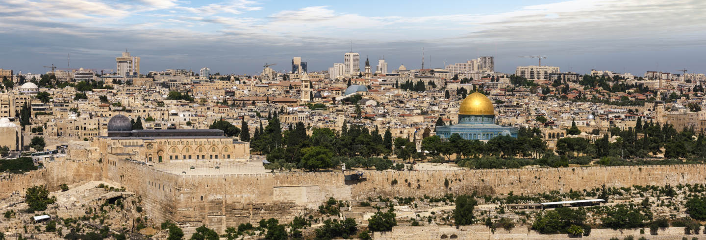 Jerusalem, Bethlehem and Dead Sea Day Trip