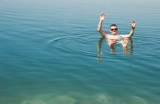 Escursione al Mar Morto