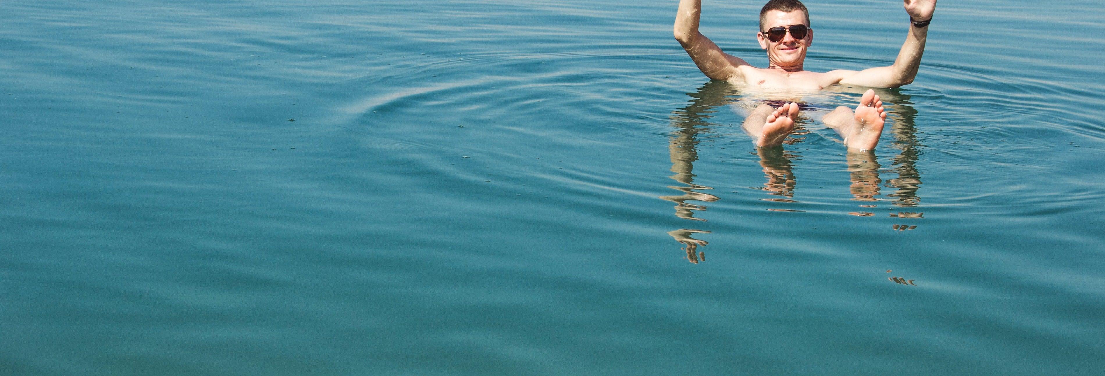 Excursión al Mar Muerto