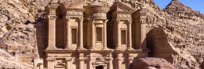Excursión a Petra en avión