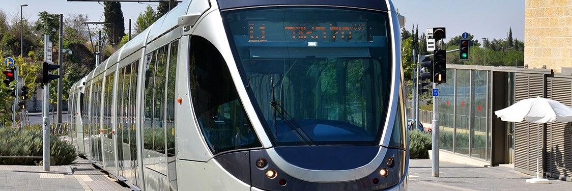 Tranvía de Jerusalén