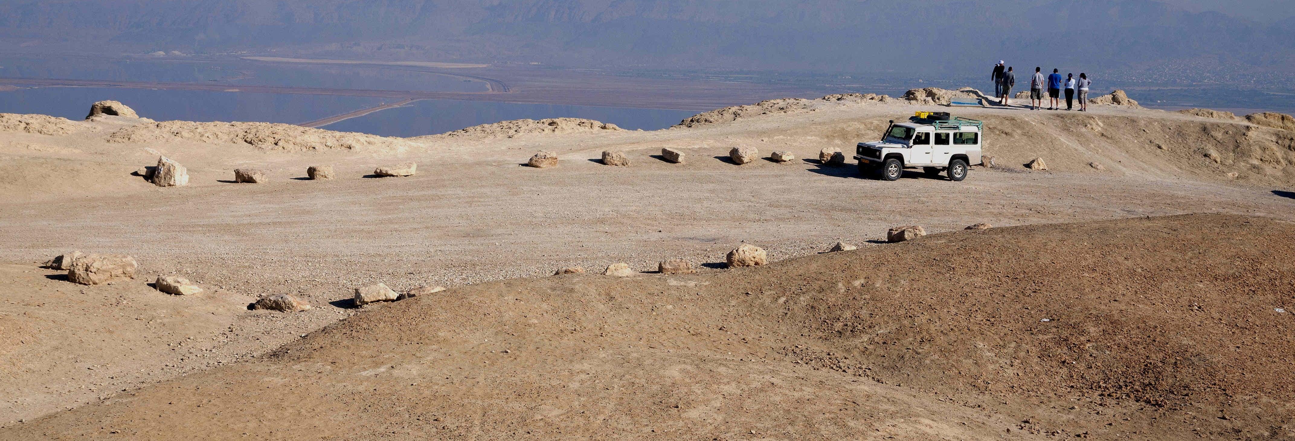 Tour en 4x4 por el desierto de Judea