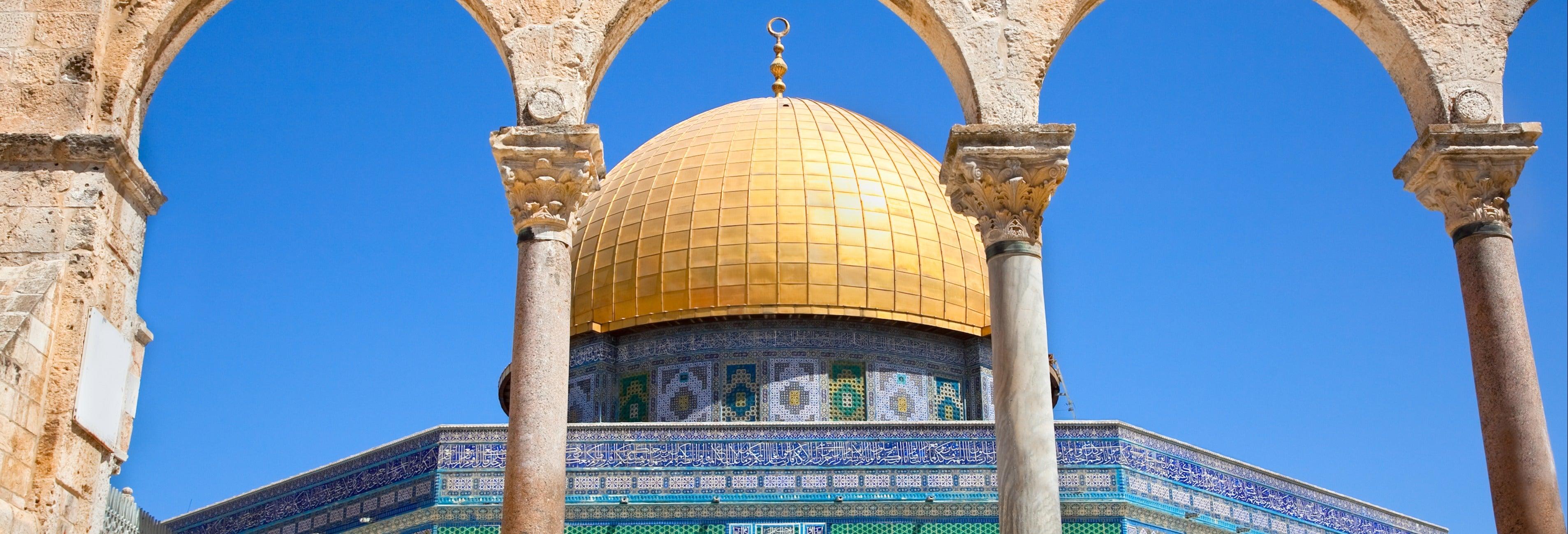 Tour della Città Santa di Gerusalemme
