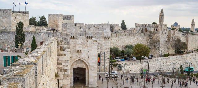 Tour pela Jerusalém antiga