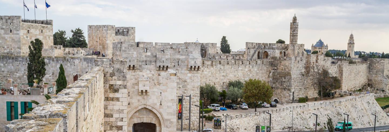 Visite dans la Vieille Ville de Jérusalem