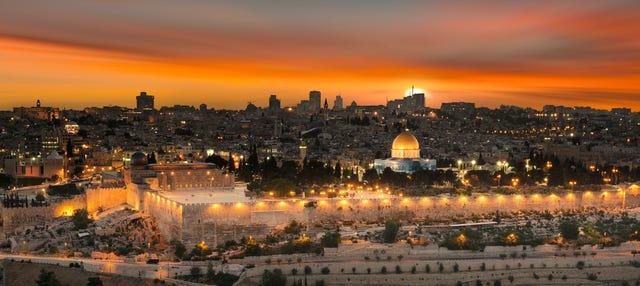 Visita guiada por Jerusalém e Belém