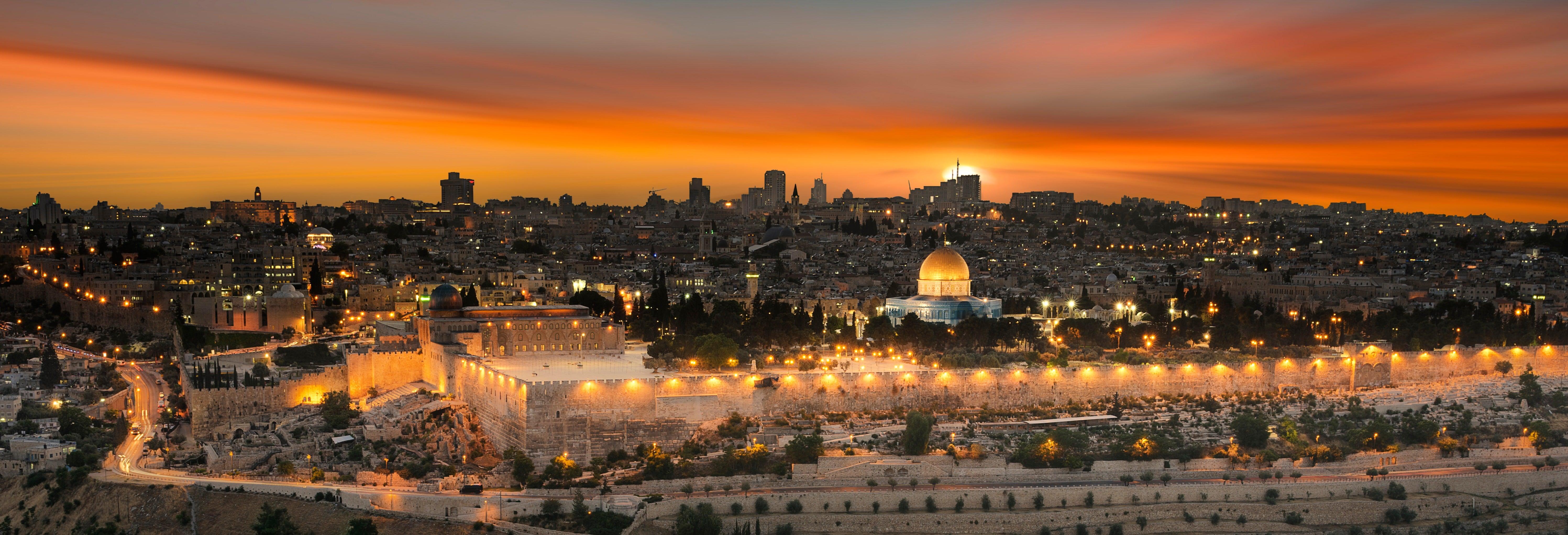 Visite guidée dans Jérusalem et Bethléem