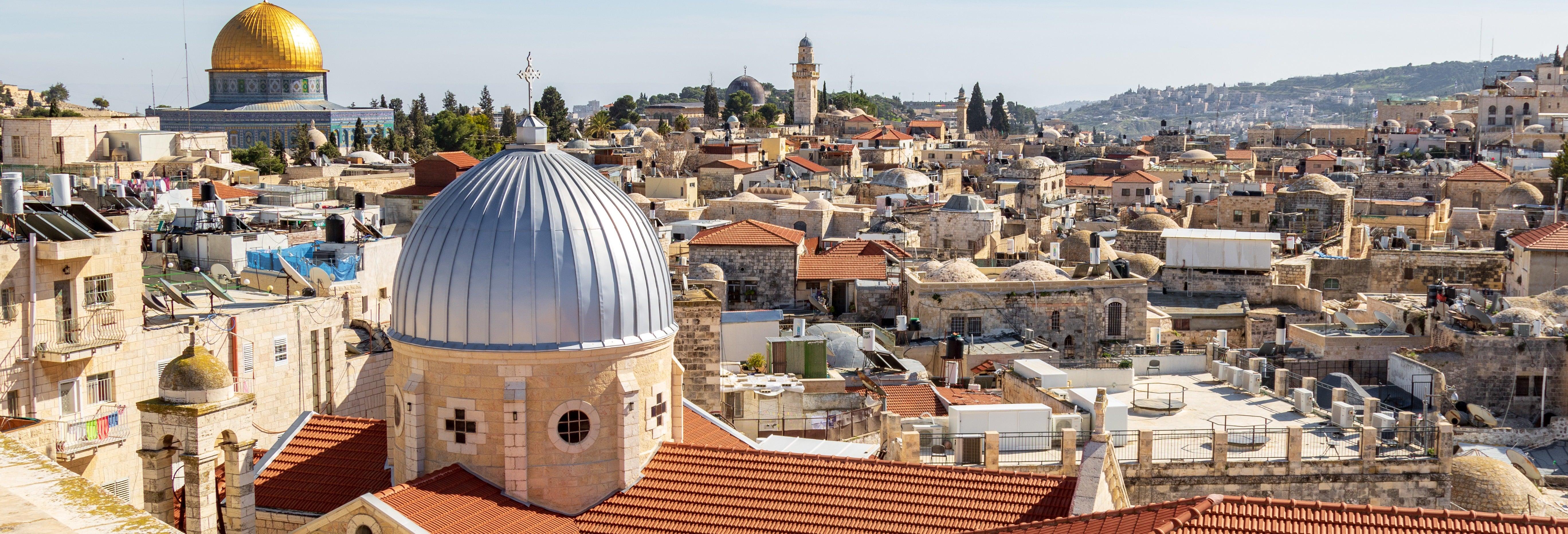 Visita guidata di Gerusalemme al completo