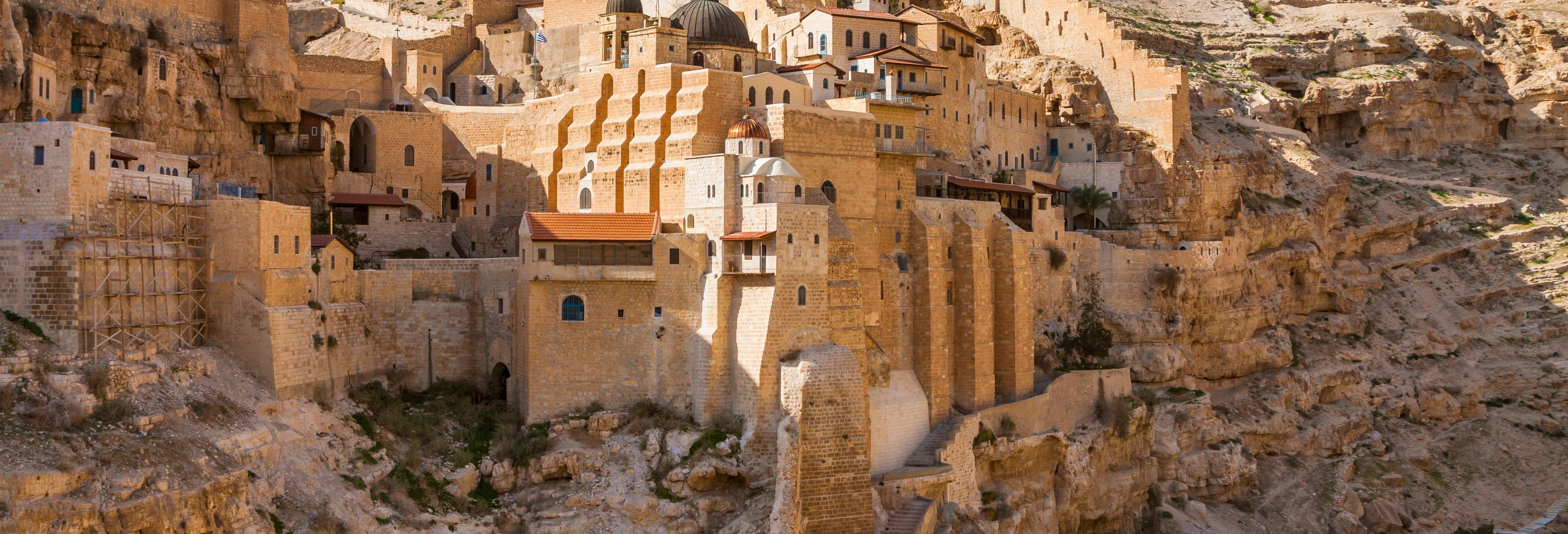 Excursion à Bethléem et Jéricho