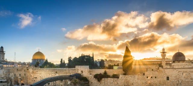 Excursión a Jerusalén y Belén