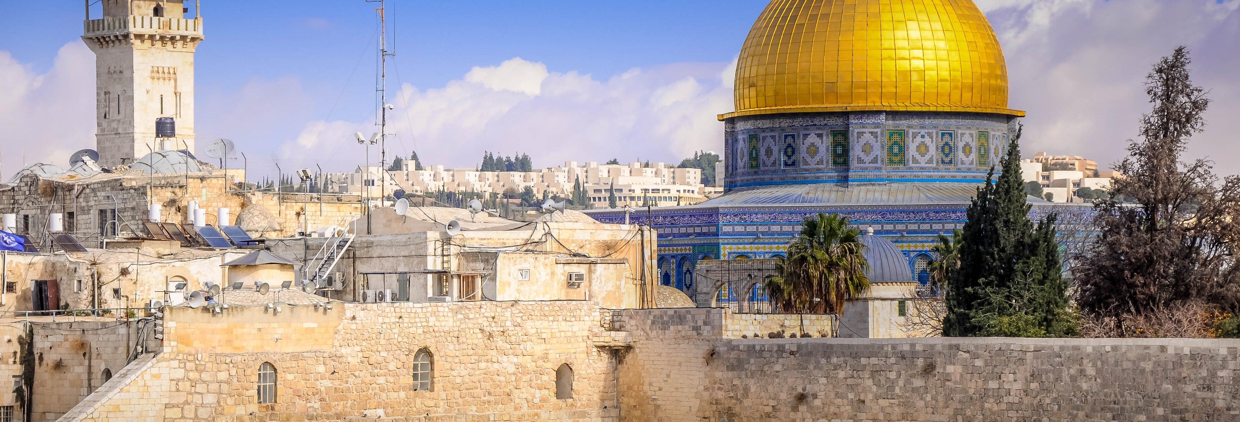 Excursion à Jérusalem