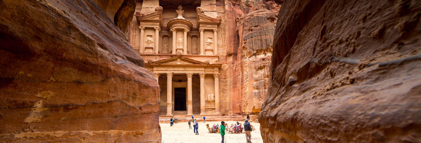 Petra Full Day Plane Trip